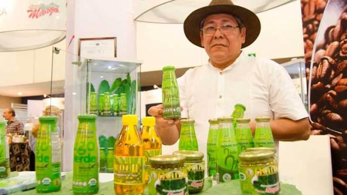 Sader impulsa producción de alimentos orgánicos