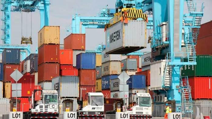 México ve caída de 11,1% en manejo de contenedores en el primer semestre