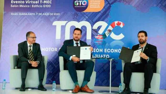 Permitirá T-MEC colocar más productos guanajuatenses en mercados extranjeros