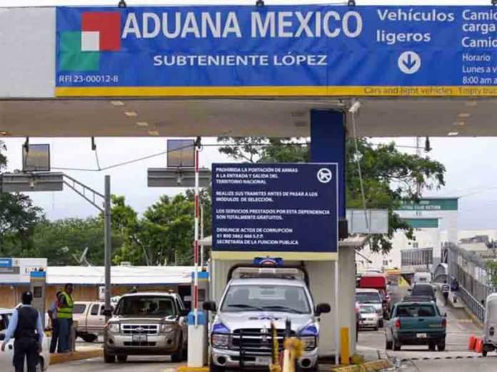 Filtran nuevos nombramientos de la Marina en Aduanas de México