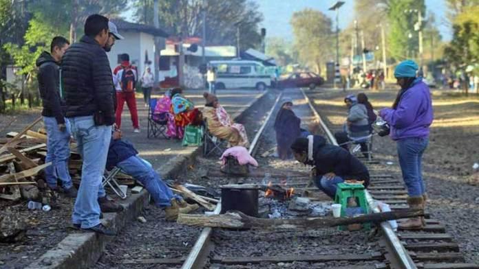 Este 2020 será el año con más bloqueos ferroviarios; urge tomar medidas: Concamin