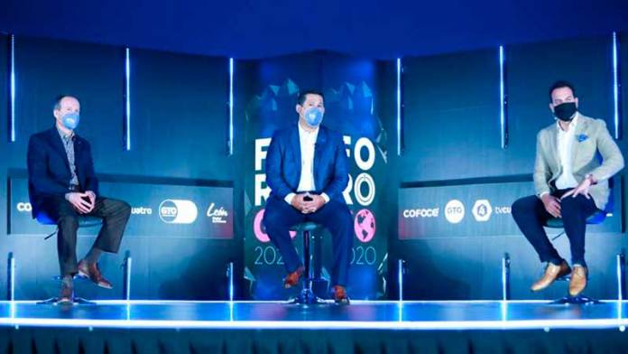 Reconoce gobernador a emprendedores innovadores de Guanajuato