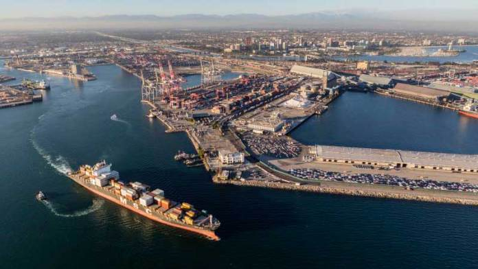 Port of Long Beach chief Mario Cordero on why rail and digitisation are key