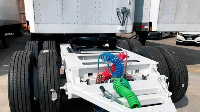 SCT publica el proyecto de NOM-035 sobre remolques, semirremolques y convertidores