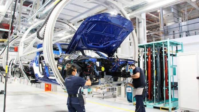 Se recuperan 35% las exportaciones de Nissan Aguascalientes