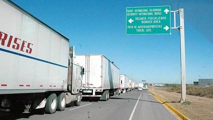 El desvío de vacíos,ventaja para Laredos
