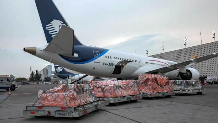 Del turismo a la logística: el cambio de aviones de pasajeros a carga aérea