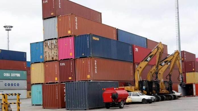 Las exportaciones crecen un 2,3 % en noviembre