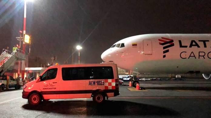 Busca Aerocharter ampliar 20% mercado de carga nacional