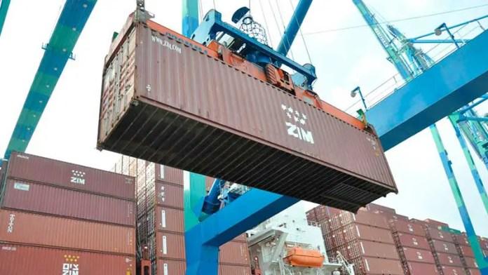 Inaugura la naviera israelí ZIM nuevo servicio entre Altamira y Tampa