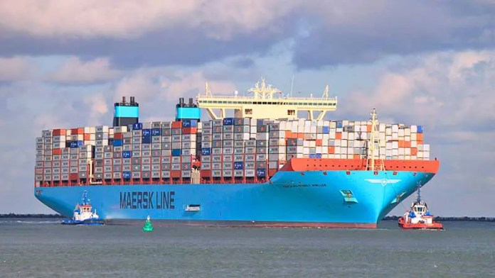 Carriers face load restrictions after new container spill, from Maersk Essen
