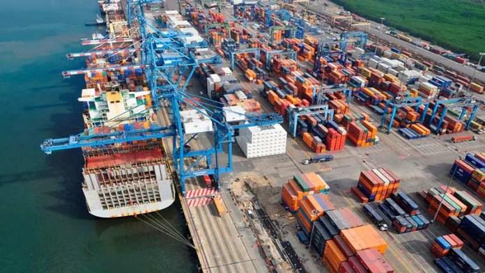 Puertos mexicanos reciben 1,631 buques menos en 2020