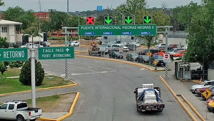 Designan nuevo administrador de la aduana fronteriza en Piedras Negras