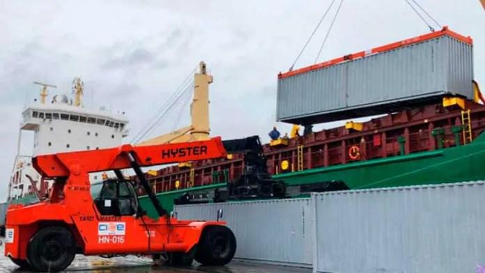 CICE firma contrato para invertir en TUM II del Puerto de Tampico
