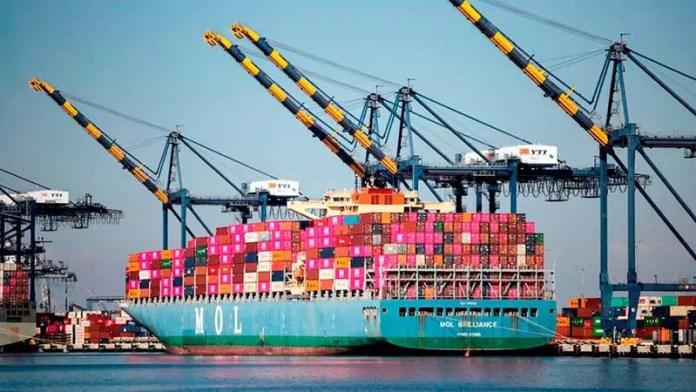 Comce prevé crecimiento de exportaciones entre 8 y 9% en 2021