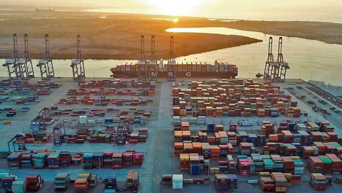Incrementa 10.5% tráfico de contenedores en puertos en el primer trimestre del año