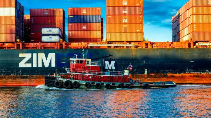 Zim puts the geared-up port of Oakland in the fast transpacific lane