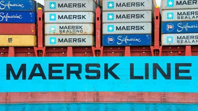 Anger as Maersk suspends contract bookings, sparking scramble for capacity