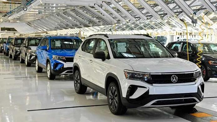 Embarcan por  Veracruz nuevo auto  de WV para el mercado de Estados Unidos
