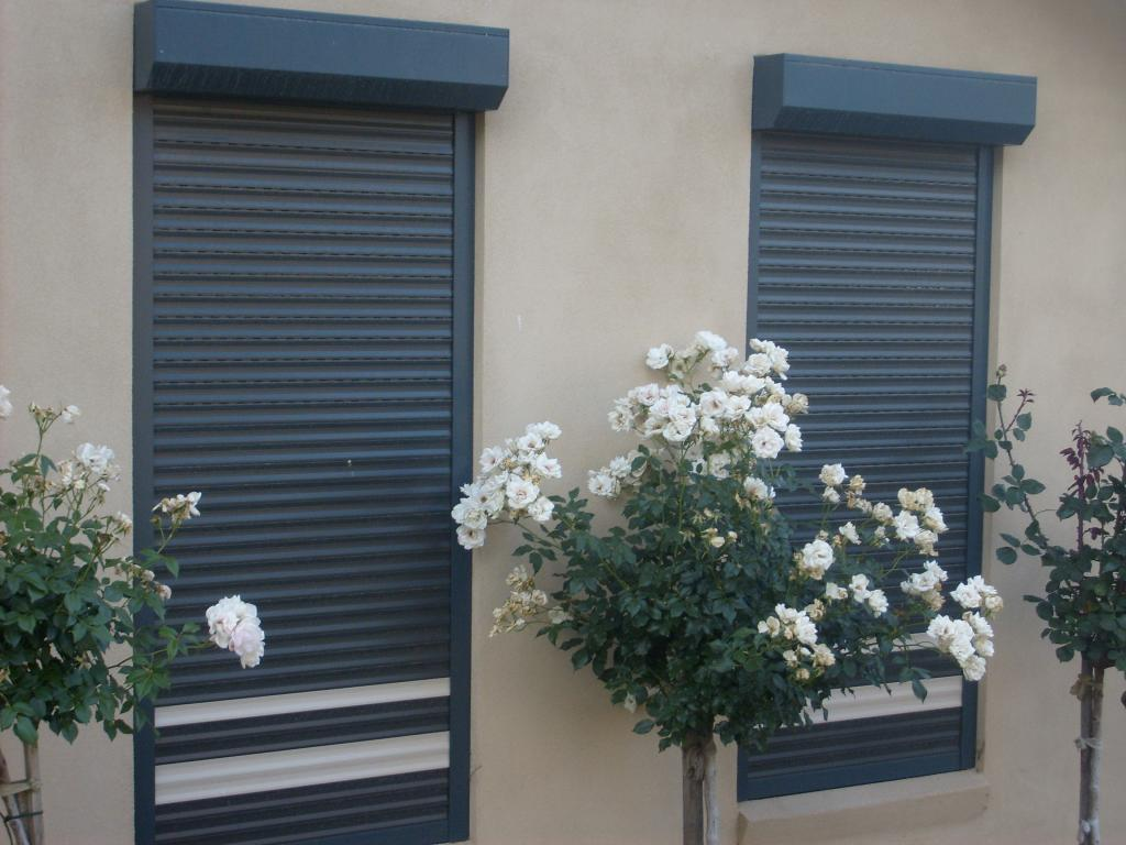 Roller Shutters Protect Windows And Add Style Mexim Caribbean