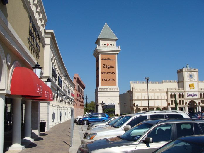 Outlet San Marcos