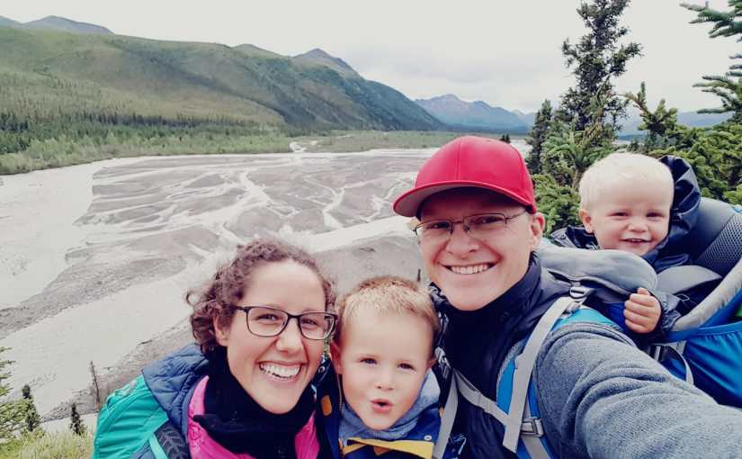 Week 17 – Halftime at Denali National Park