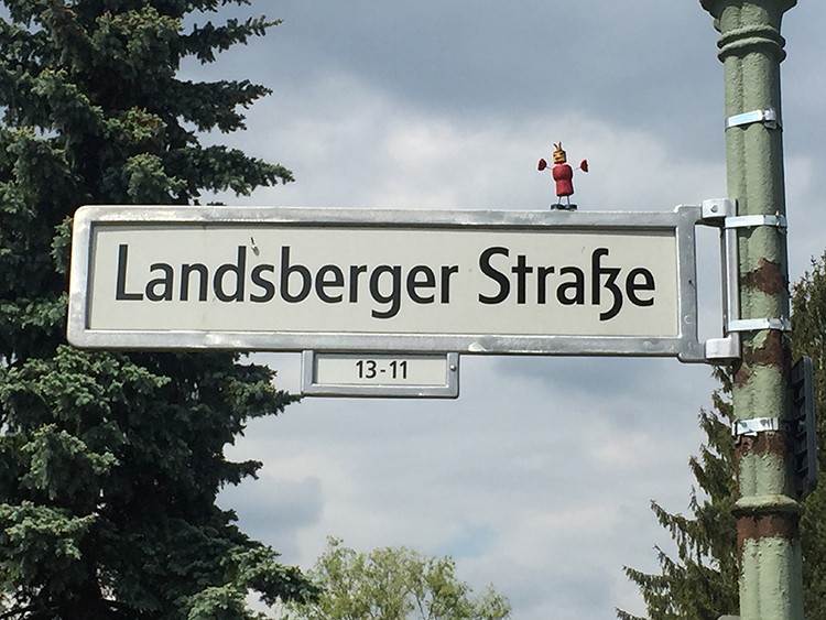 Landsberger Str