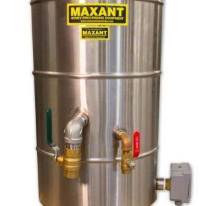 maxant wax processing tank