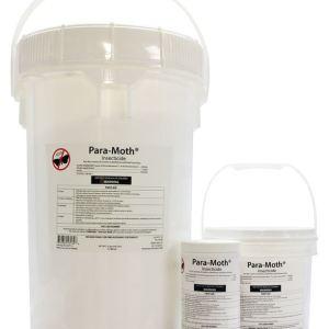 para-moth wax moth control