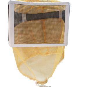 square folding veil