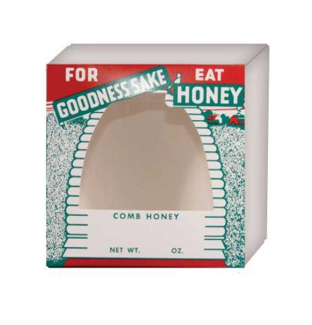 comb honey basswood parts