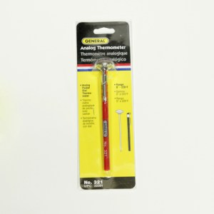 "S10-5062 - 1"" DIAL THERMOMETER"