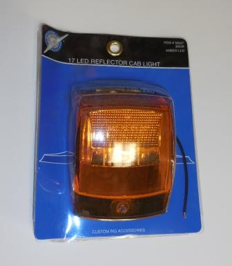 17 LED Cab Reflector Light