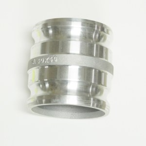 "4"" Male x 4"" Male Coupler"