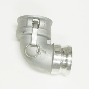 "3"" Cam Lock x 3"" Male 90 Degree"