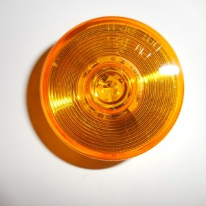 "2"" AMBER MARKER/CLEARANCE"