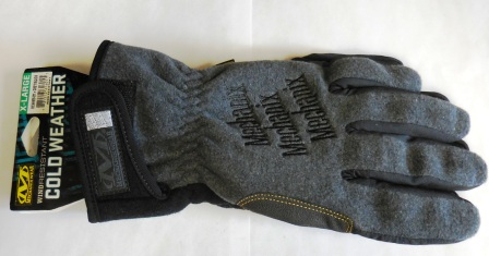 XL Wind Resistant Mechanix Glove