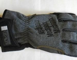 XL Wind Resistant Mechanix Glove