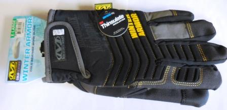 XL Winter Armor Impact Mechanix Glove