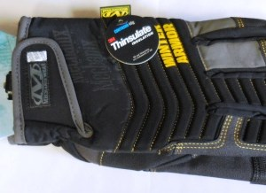 XL Winter Armor Impact Mechanix Glove