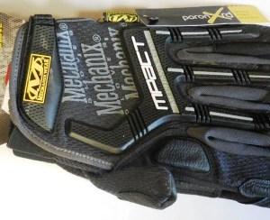 Mechanix Impact Glove Medium Black/Gray