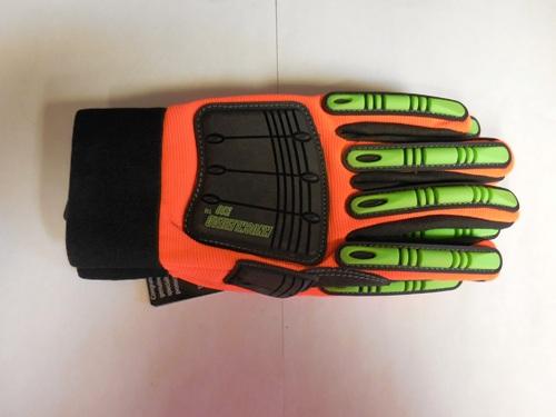 High Visibility Knucklehead Impact Gloves