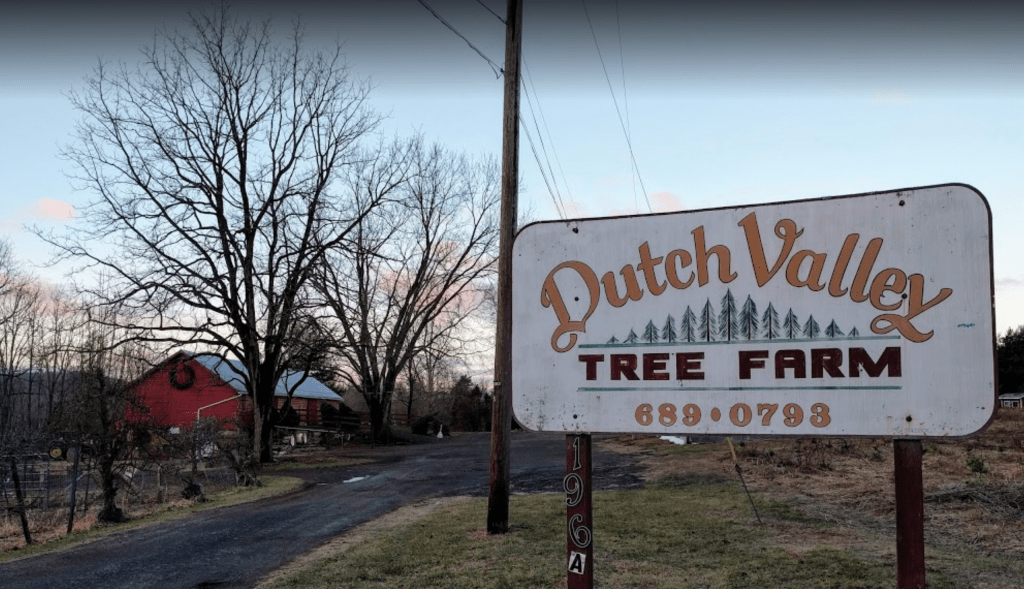 dutch valley tree farm