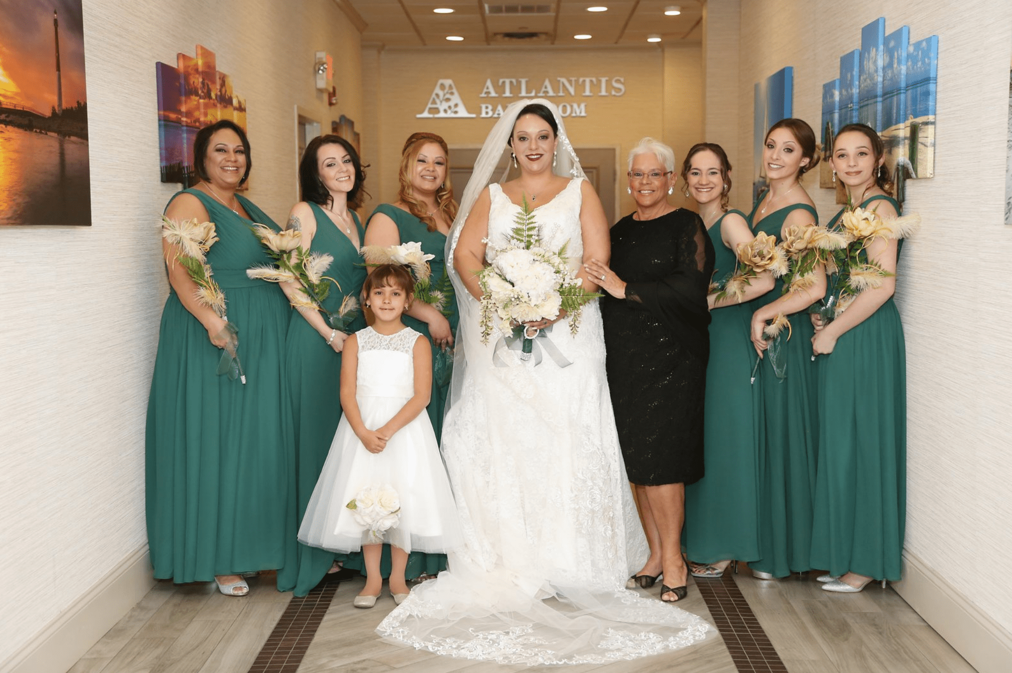 Atlantis Ballroom Toms River wedding