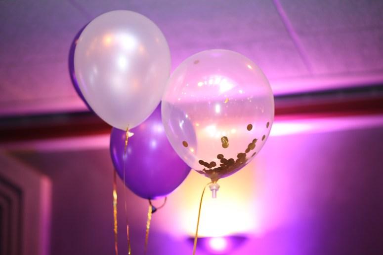 balloon details