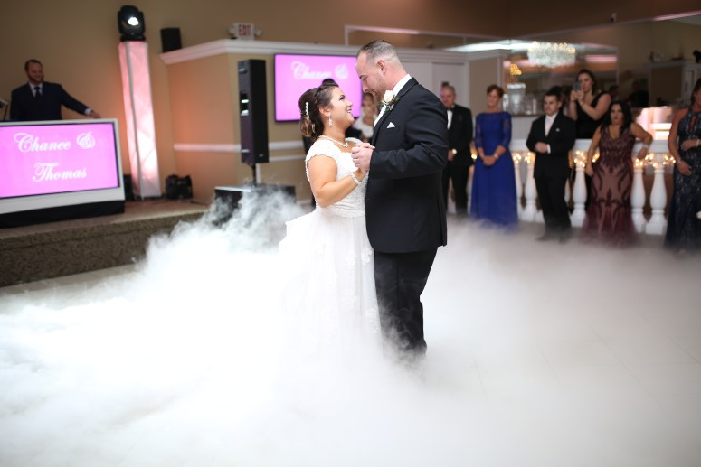 the couples first dance