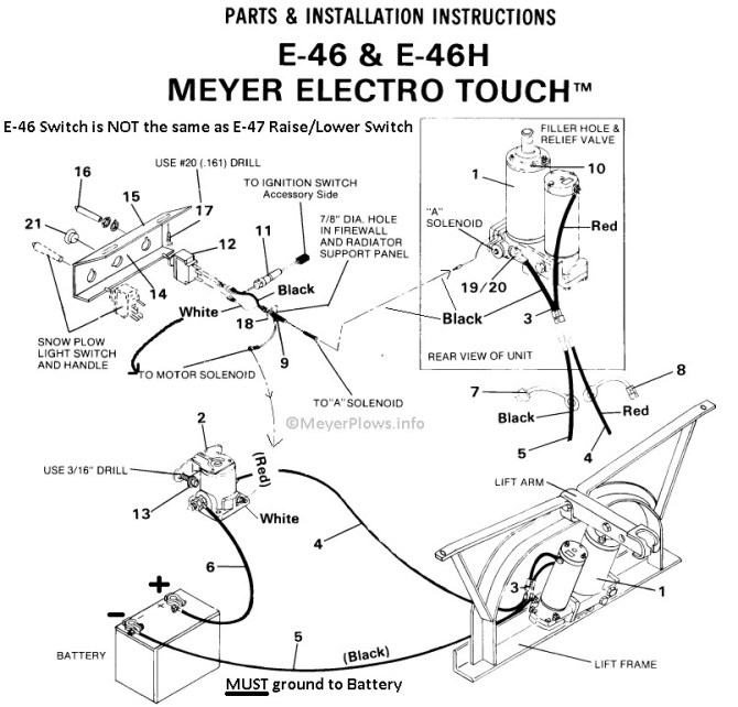 meyerplows  meyer plow controller and control switch