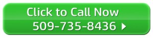 click to call with number green beveled