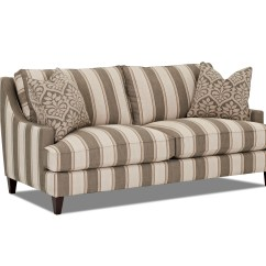 Leather Possibilities Track Arm Sofa In Johor Bahru Klaussner D40660 Meyers Furniture