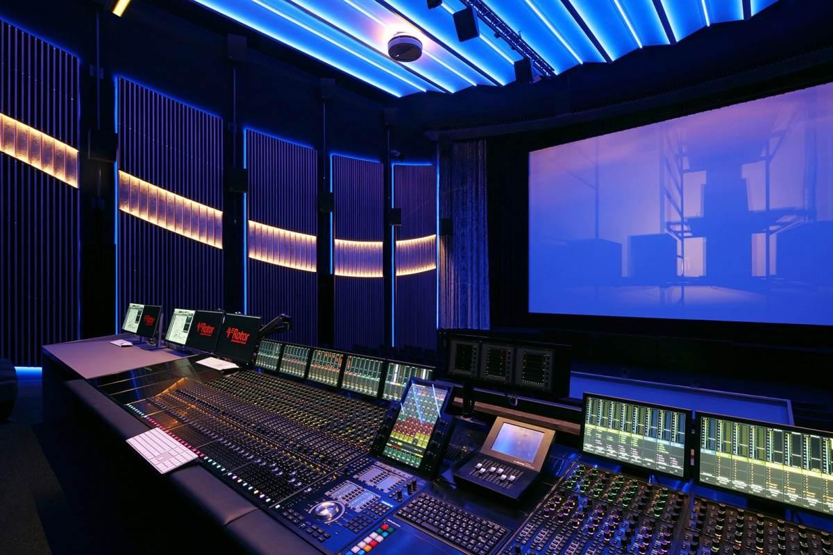 Germany's Rotor Film   Meyer Sound